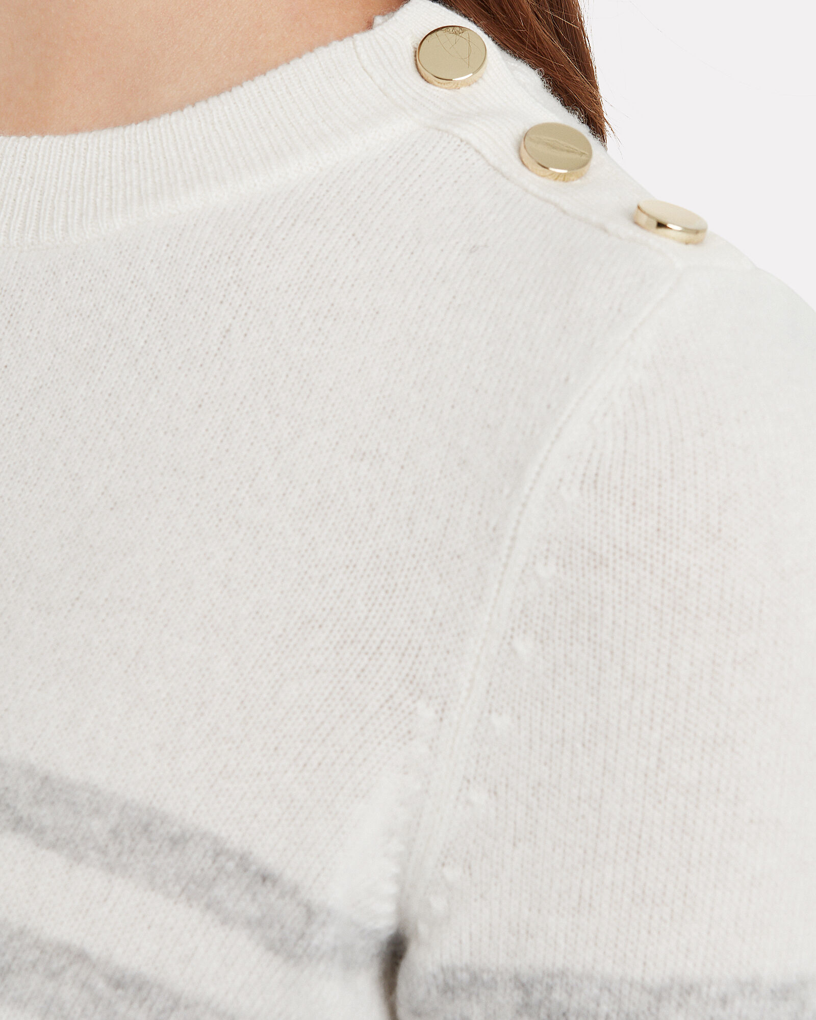 Florence Striped Cashmere Sweater, MULTI, hi-res