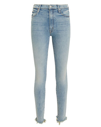 Stunner Walking On Water Ankle Chew Jeans, LIGHT BLUE DENIM, hi-res