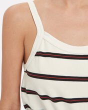 The 90's Jersey Striped Tank, MULTI, hi-res