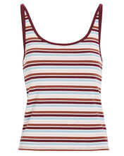 Beatrice Striped Ribbed Tank, MULTI, hi-res