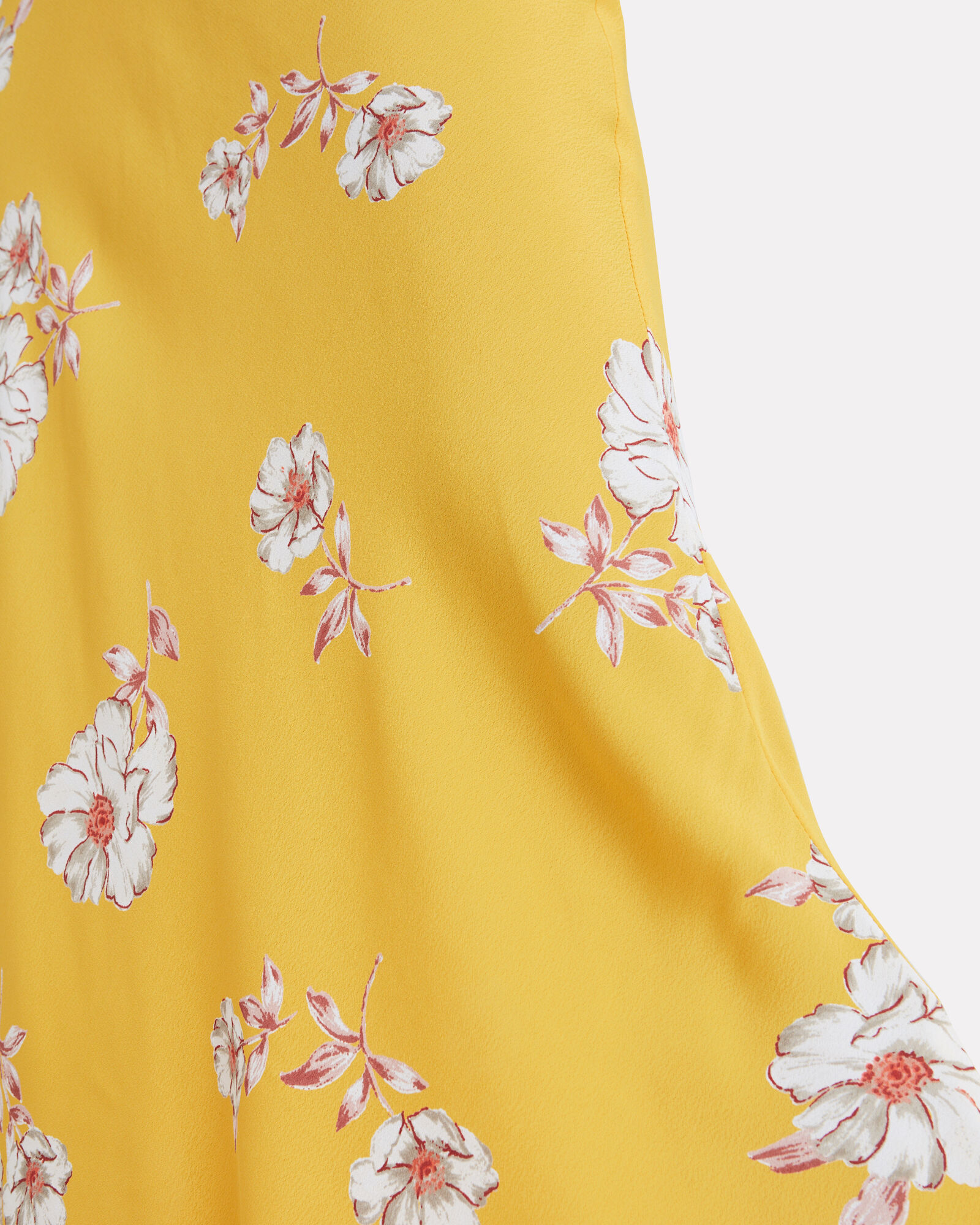 Alice Skirt, YELLOW/FLORAL, hi-res