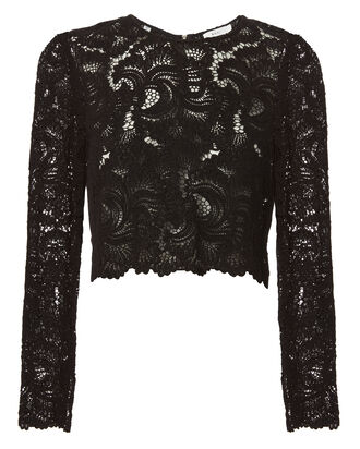 Talia Lace Top, BLACK 2, hi-res