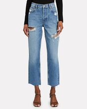 The Tommy High-Rise Jeans, DENIM, hi-res