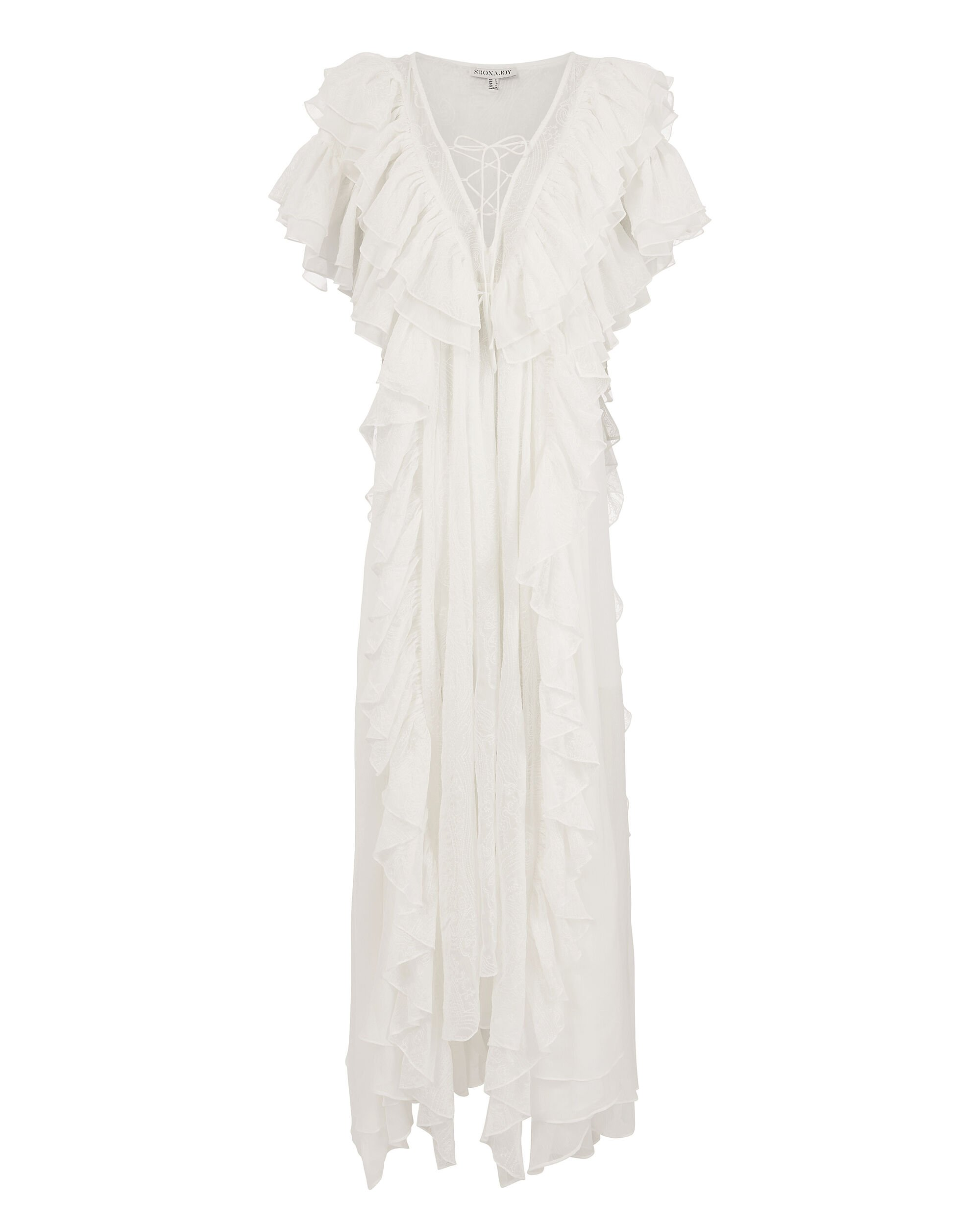 Uccello Dress, IVORY, hi-res