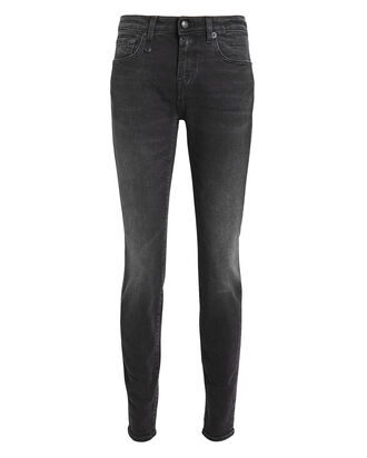 Alison Skinny Jeans, FADED BLACK DENIM, hi-res