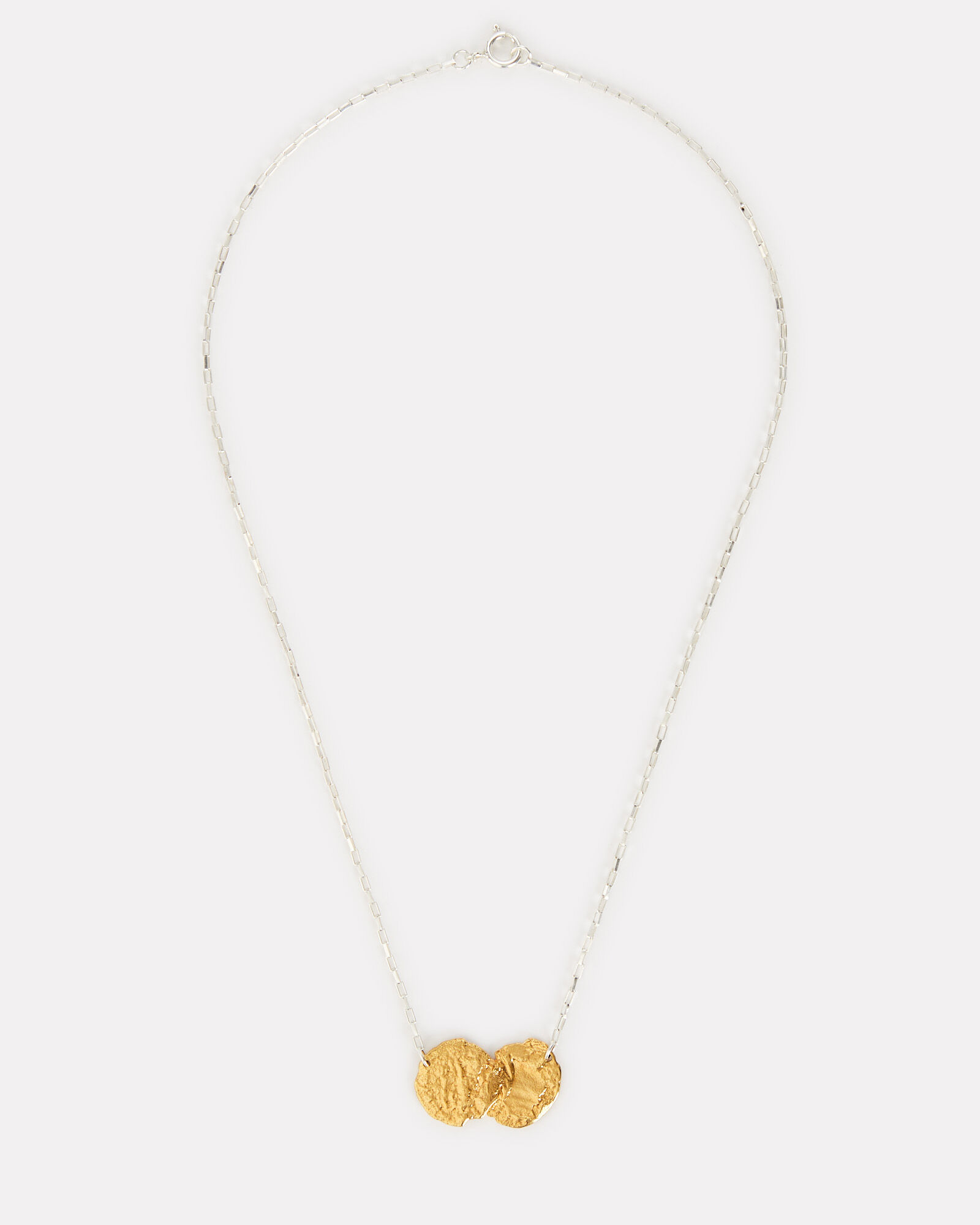 The Mark of Friendship Chain Necklace, GOLD, hi-res