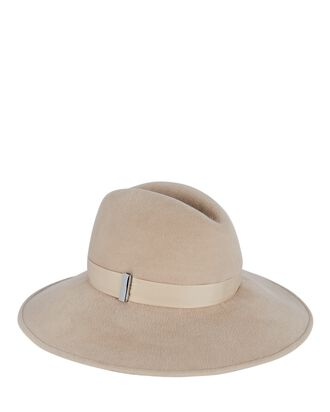 Requiem Medium Brim Hat, IVORY, hi-res