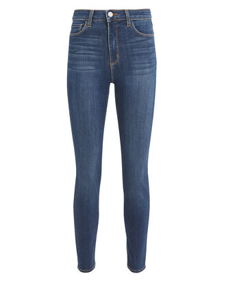 Margot Neptune High-Rise Ankle Skinny Jeans, MEDIUM BLUE WASH DENIM, hi-res