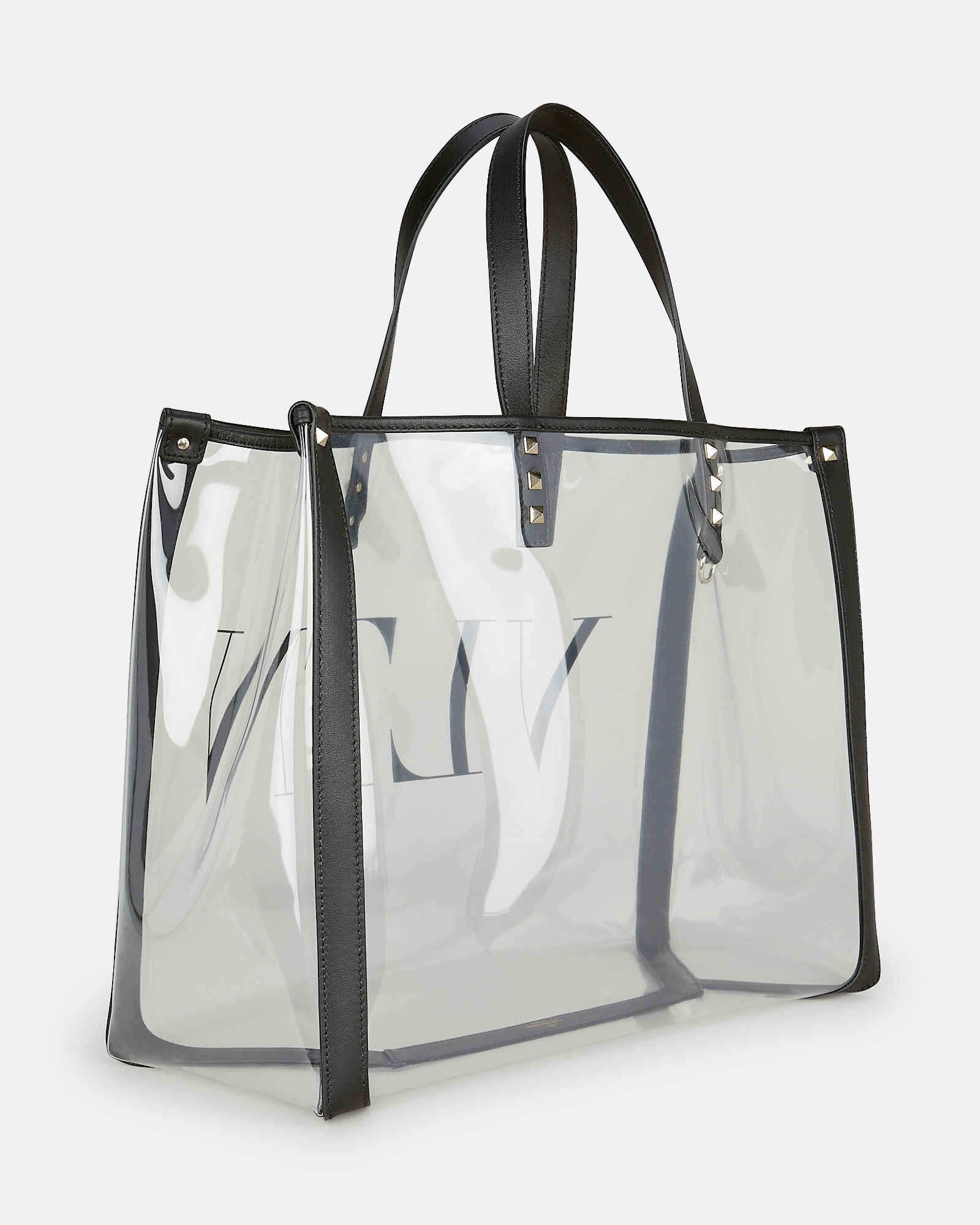 VLTN Plexy Shopper, CLEAR, hi-res
