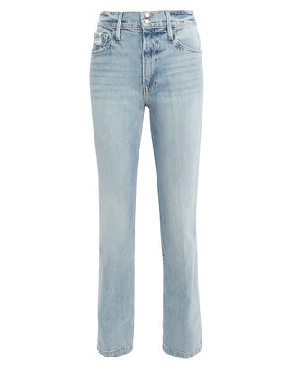 Le Sylvie Jeans, LIGHT WASH DENIM, hi-res
