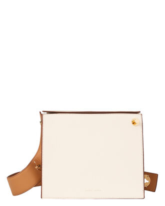 Zoe Clutch, IVORY/TAN, hi-res