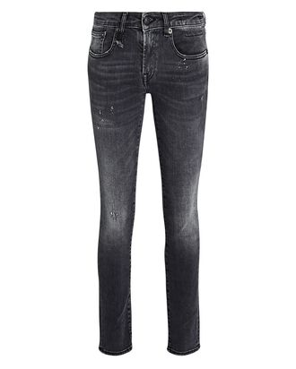 Kate Distressed Skinny Jeans, ORION, hi-res
