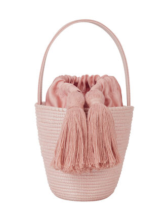 Pink Party Pail, LIGHT PINK, hi-res