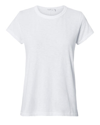 The Crew Neck T-Shirt, WHITE, hi-res