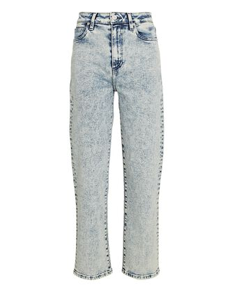 Sabine High-Rise Straight Jeans, ZUMA, hi-res