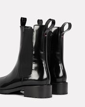 Simone Leather Chelsea Ankle Boots, BLACK, hi-res