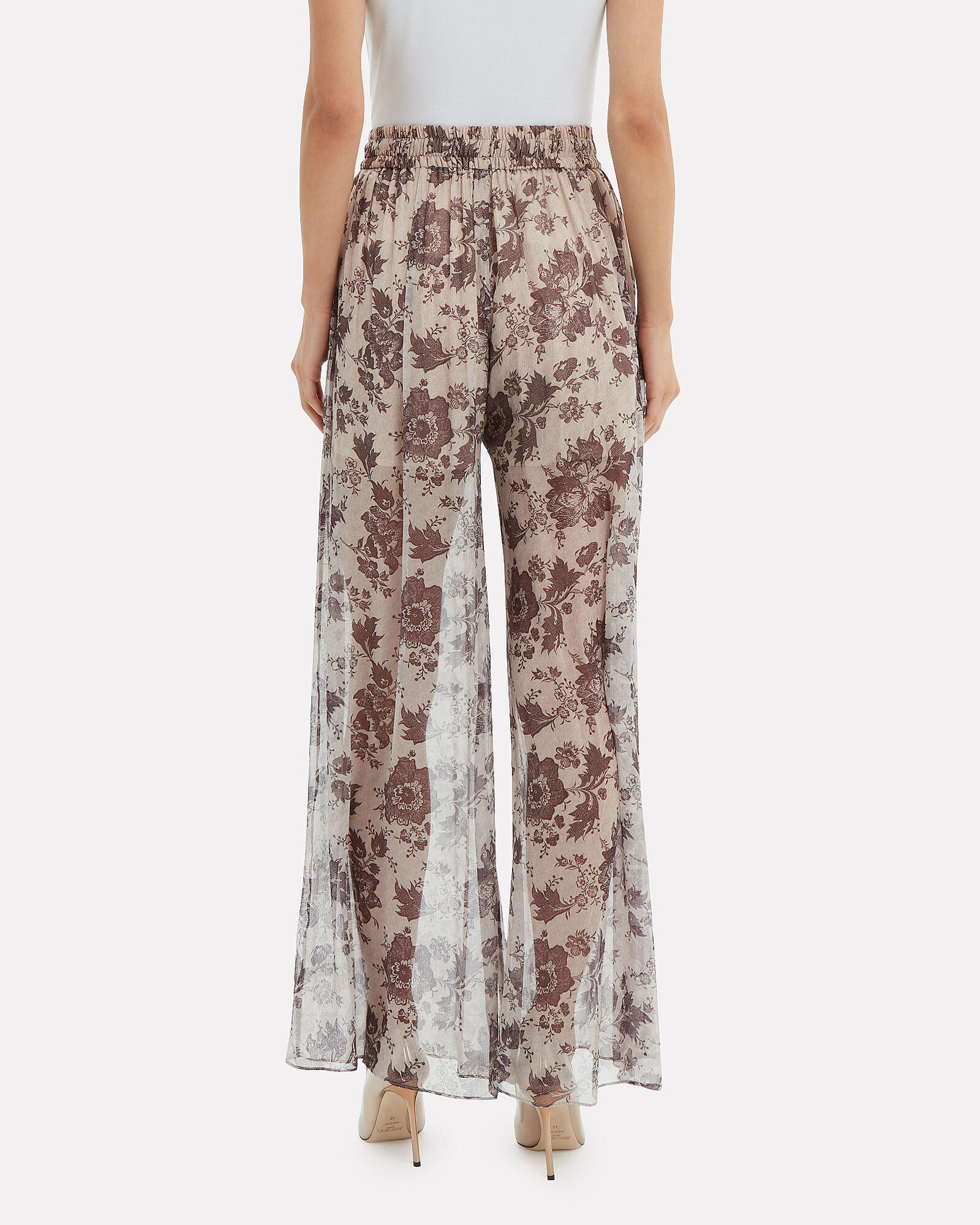 Juno Wide Leg Pants, MULTI, hi-res