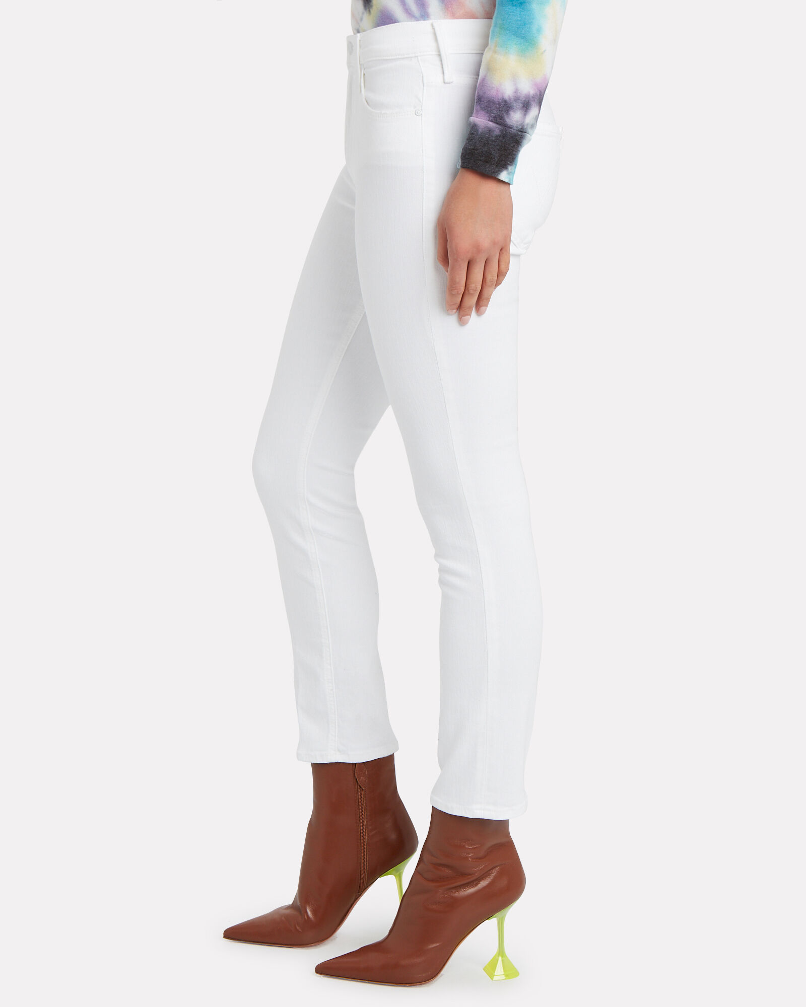 The Dazzler Slim Straight-Leg Jeans, FAIREST OF THEM ALL, hi-res