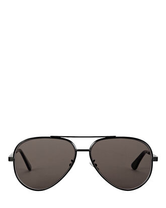 Classic 11 Zero Aviator Sunglasses, BLACK, hi-res