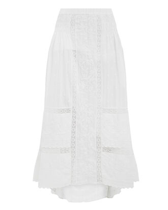 Joan Skirt, WHITE, hi-res