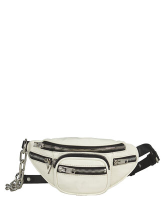 Attica Mini Fanny Bag, WHITE, hi-res