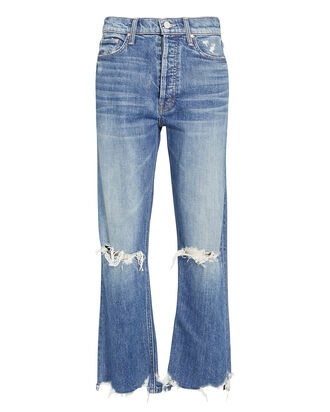 The Tripper Distressed Jeans, MEDIUM WASH DENIM, hi-res