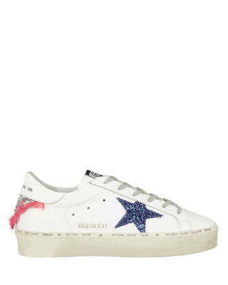 Hi Star Bandana Low-Top Sneakers, WHITE, hi-res