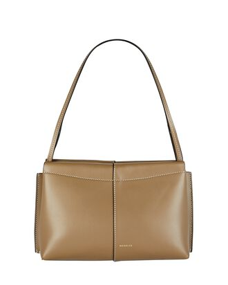 Carly Mini Leather Bag, OLIVE/ARMY, hi-res