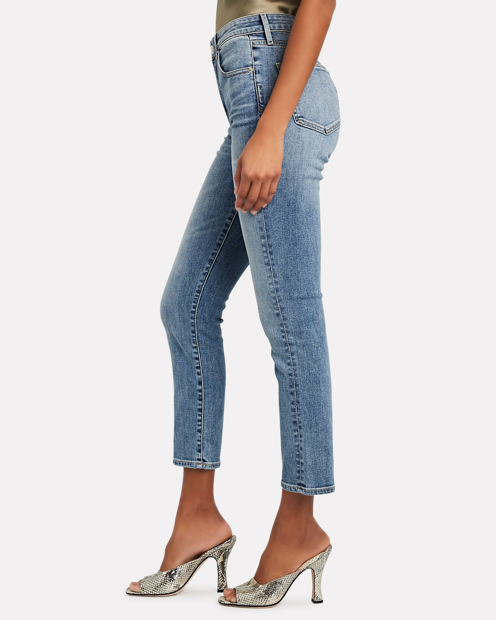 Lou Lou High-Rise Jeans, BLUE SKIES, hi-res