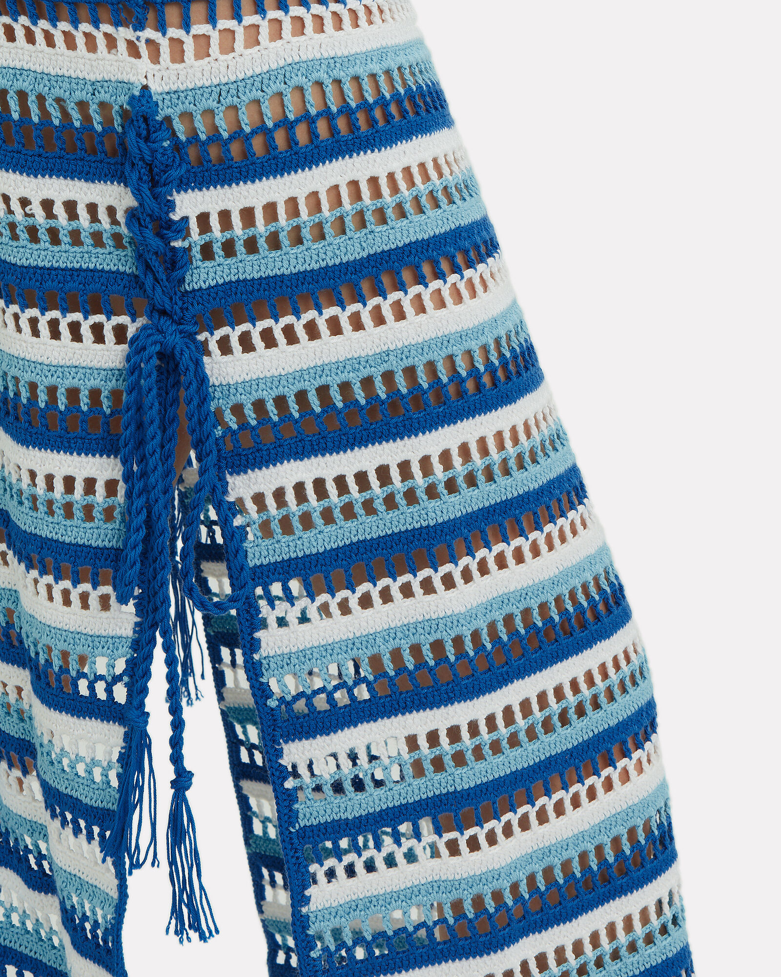 Artemisia Crochet Maxi Dress, BLUE-MED, hi-res