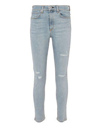 High-Rise Ankle Skinny Jeans, DENIM-LT, hi-res