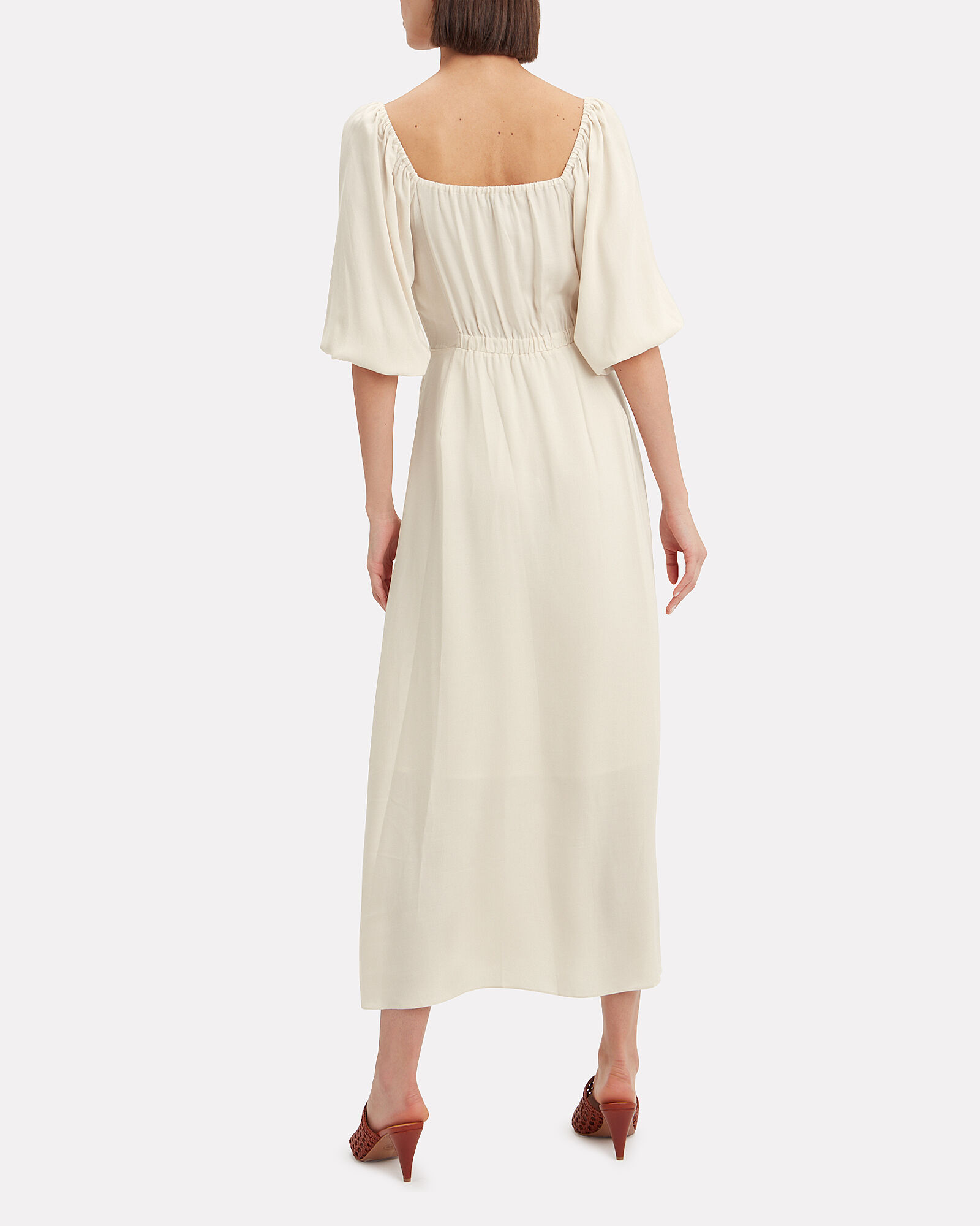 Helena Maxi Dress, IVORY, hi-res