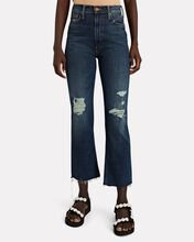 The High-Waisted Rider Ankle Jeans, WICKED WILDFLOWER, hi-res
