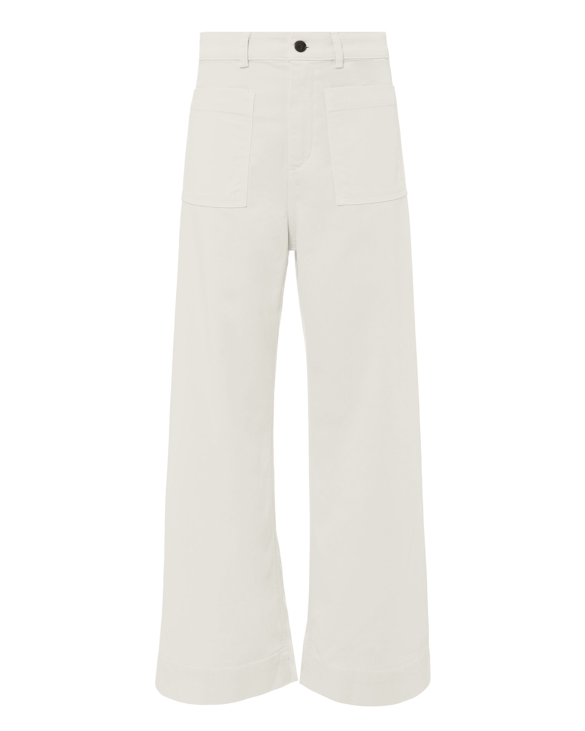 Flynn Lace-Up Trousers, IVORY, hi-res