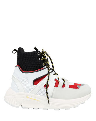Brooklyn High-Top Sneakers, WHITE/RED/BLACK, hi-res