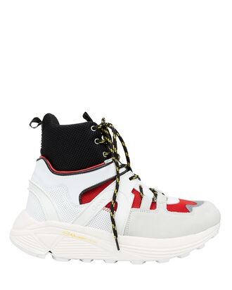 Tech High-Top Sneakers, MULTI, hi-res