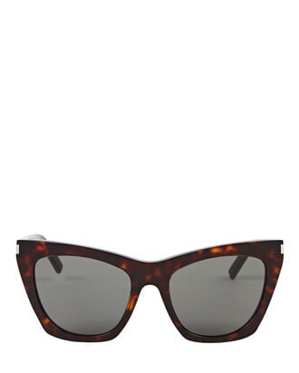 Kate Cat Eye Sunglasses, BROWN, hi-res