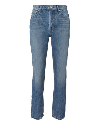 Lou Straight Jeans, BLUE-LT, hi-res