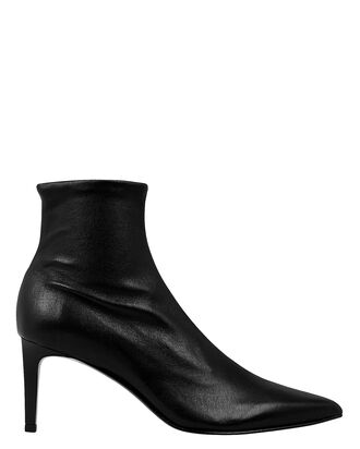 Beha Black Booties, BLACK, hi-res