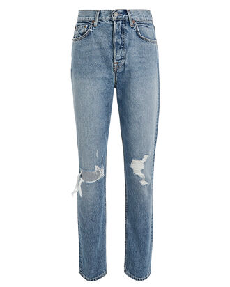 Karolina Ultra High-Rise Skinny Jeans, MEDIUM DENIM WASH, hi-res
