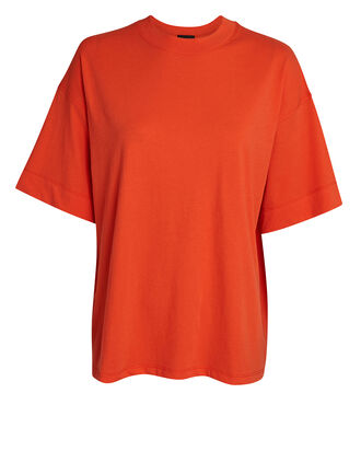 Classic Jersey XL T-Shirt, RED, hi-res