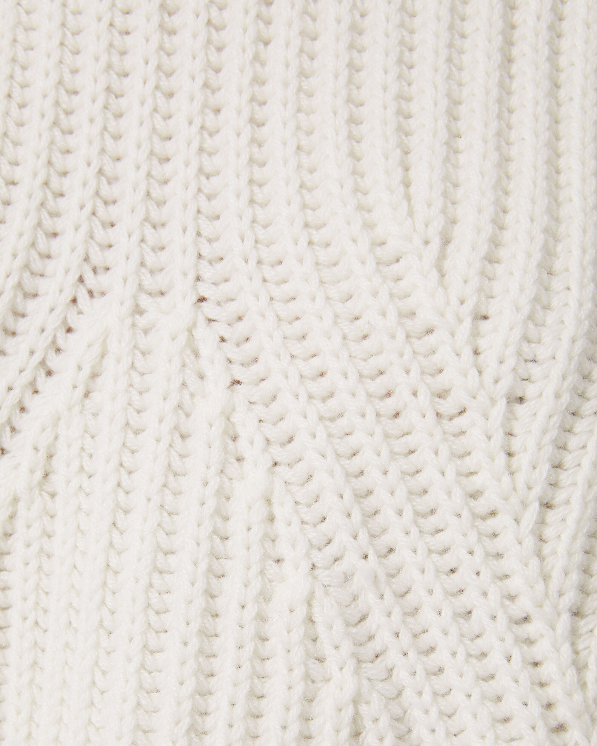 Knit Cropped Shell, IVORY, hi-res