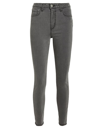 Margot High Rise Skinny Jeans, CAST IRON, hi-res