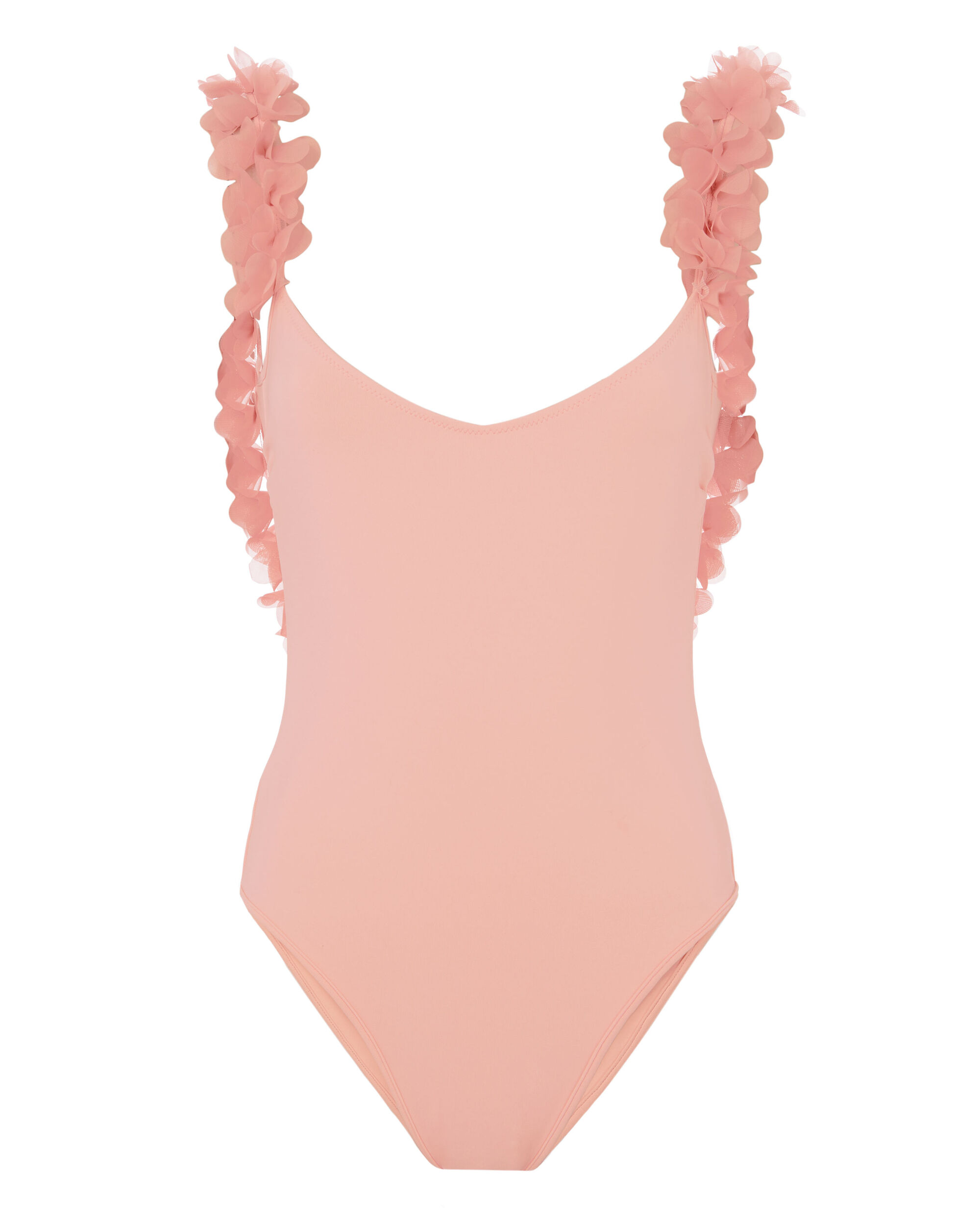 Amira Petal Pink One Piece Swimsuit, PINK, hi-res