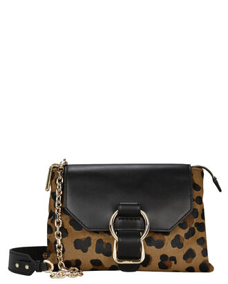 Charlotte Leopard Crossbody Bag, BLACK/LEOPARD, hi-res