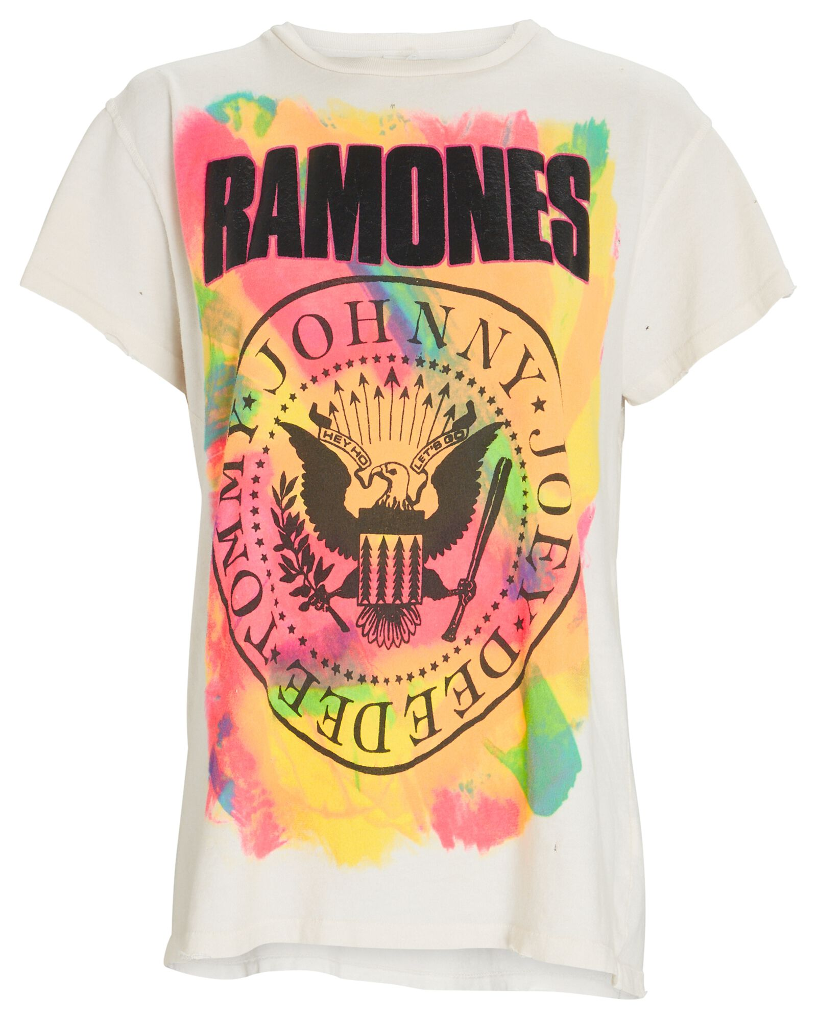 Ramones Graphic T-Shirt, WHITE, hi-res