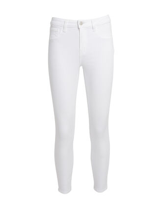 Margot White Skinny Jeans, WHITE DENIM, hi-res