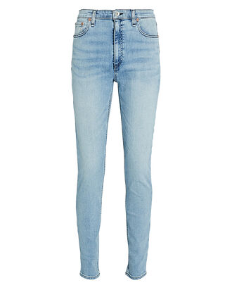 Nina High-Rise Skinny Jeans, LIGHT WASH DENIM, hi-res