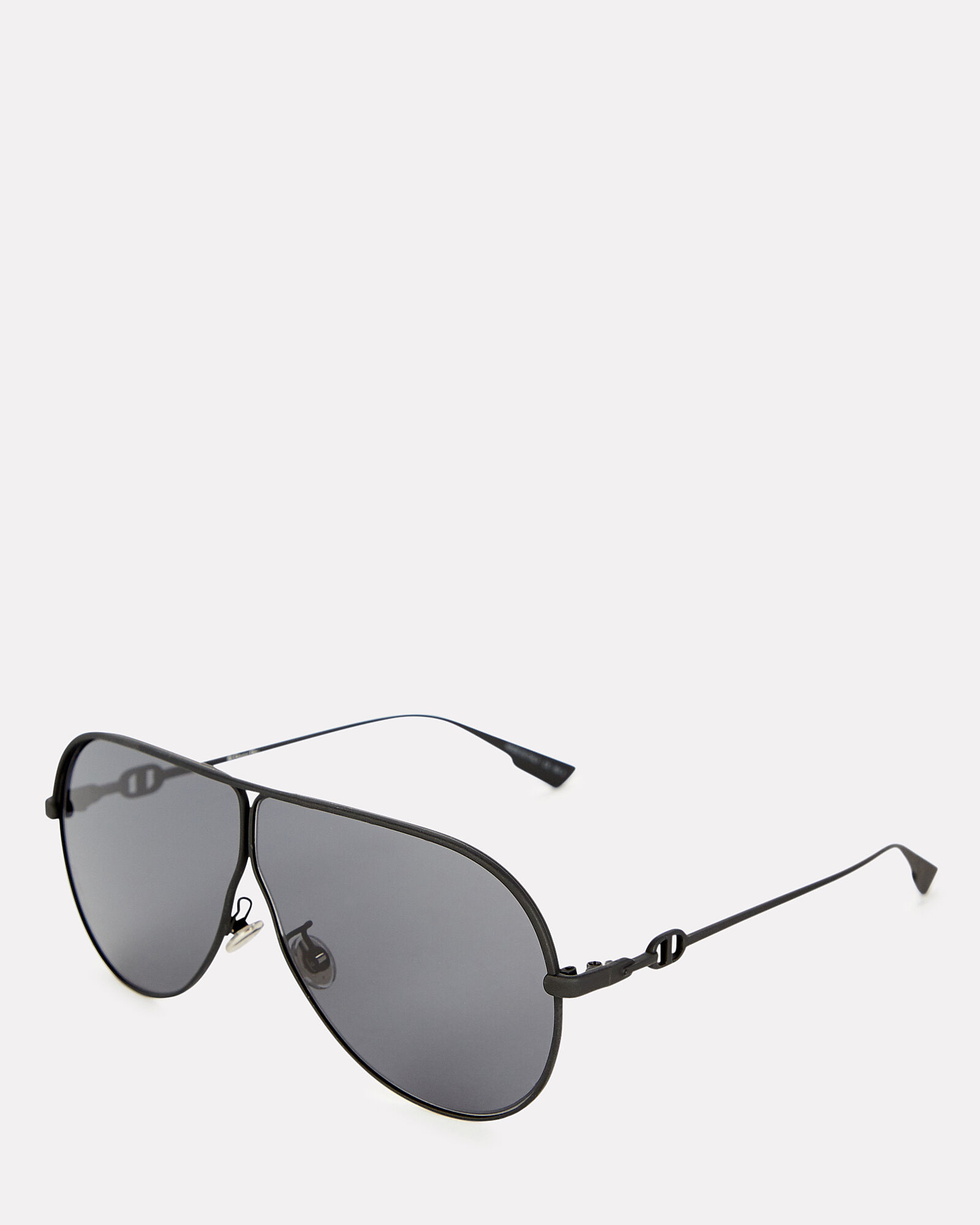 DiorCamp Aviator Sunglasses, BLACK, hi-res