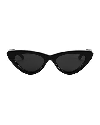 The Last Lolita Black Sunglasses, BLACK, hi-res